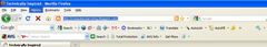 avg secutiy  toolbar in firefox
