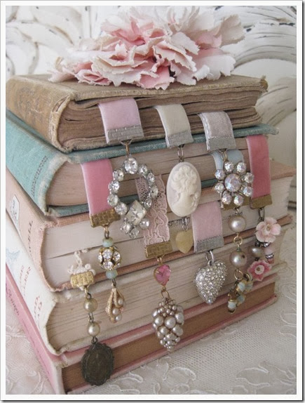 ornate bookmarks