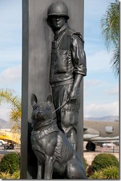 War Dog Memorial 2