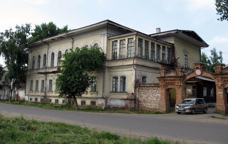 сочинения на тему памятники города кирова