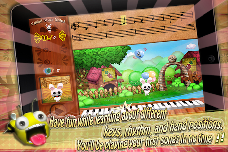 Melody Adventure - screenshot