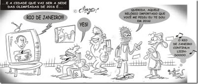 CHARGE RIO
