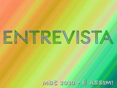 ENTREVISTA - MAMA GAGA