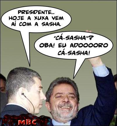 Lula Sasha