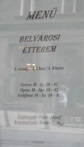 overprices drinks, Balaton Vendéglátó Kft, turist trap, Budapest, scamming bars, V. kerület, belváros, Galaxia Bar, Belvarosi étterem, Bécsi utca