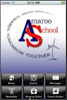 Screenshot of Amaroo School