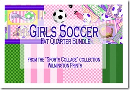 Girls Soccer Bundle