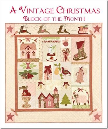 A Vintage Christmas BOM