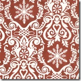 Figgy Pudding - Glacier Red/White #30187-11