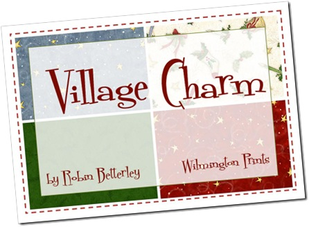 Village Charm by Robin Betterley for Wilmington Prints