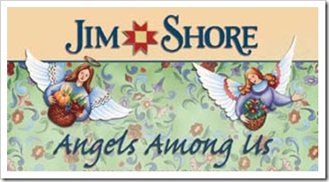 Angels Among Us by Jim Shore for Quilting Treasures