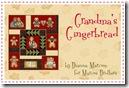 Grandma's Gingerbread by Dianna Marcum for Marcus Bros.