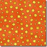 Komfort Kids - Twinkle Stars Tangerine #3300-201