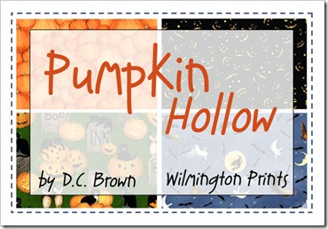 Pumpkin Hollow by David Carter Brown for Wilmington Prints
