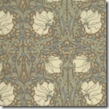 The Morris Workshop - Pimpernel Brown #8147-18