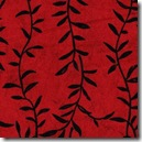 Safari So Good - Vine Stripe Red #434R