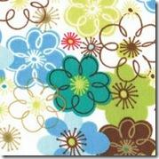 Wild Thyme - Medium Floral Green #248G
