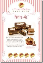 Moda Bake Shop Petite 4s
