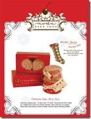 Christmas Bake Shop Box