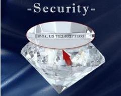 รหัสใบรับรองคุณภาพเพชร - www.jewelryexchange.com