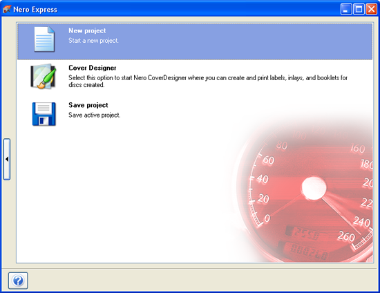 Cara Burning/Membakar File Kedalam CD/DVD Dengan Nero StartSmart