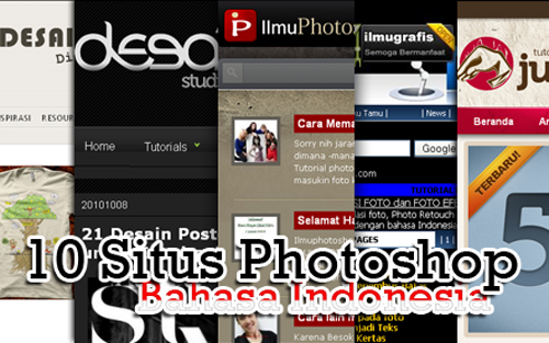 10 situs photoshop bahasa indonesia