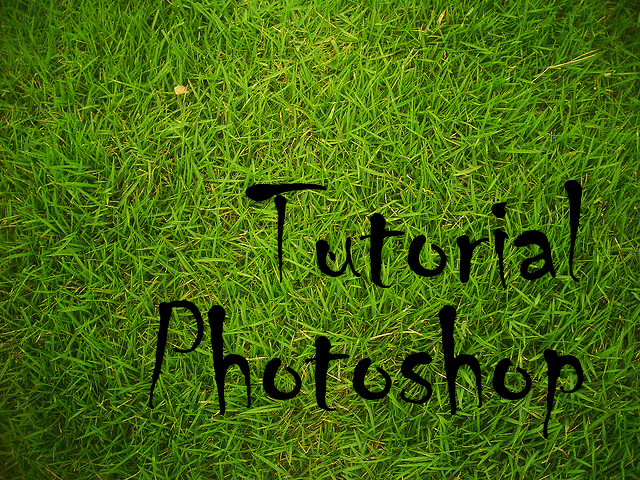 tutorial photoshop - membuat effek air
