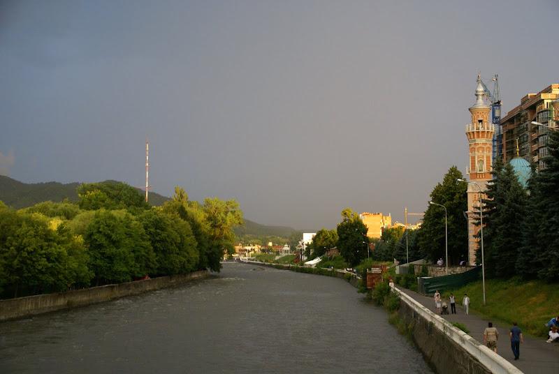 Северная Осетия - Горная Саниба, Верхний Ларс, Владикавказ.