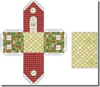 cajas regalos navidad para imprimir (5)