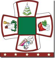 cajas regalos navidad para imprimir (7)