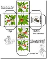 cajas regalos navidad para imprimir (13)