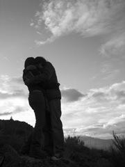 Fontelo 18.Março.2008, O abraço