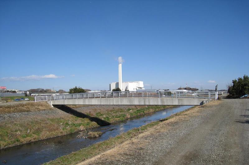 目久尻川 十二枚橋