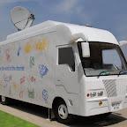 Google Internet Bus