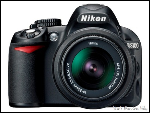 Nikon-D3100-Entry-level-DSLR-front
