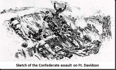 Assault on Ft Davidson