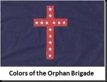 Orphan Brigade Colors