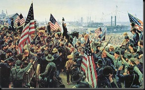 Victory at Vicksburg