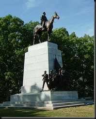 Virginia Monument at Gettysburg