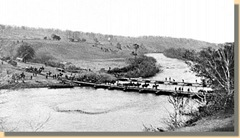 The Army of the Potomac crosses the Rapidan River