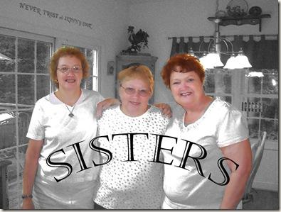 sisters at the lake