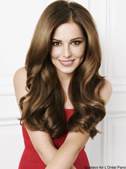 cheryl-cole-loreal-fake-hair