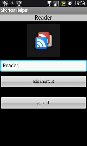Shortcut Helper