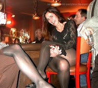 pantyhose women feet girl