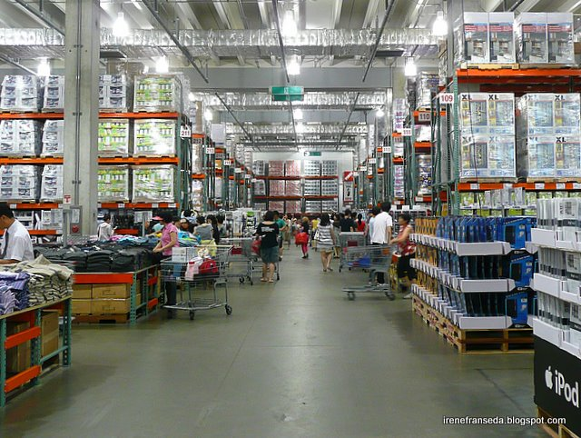 how to become a costco member