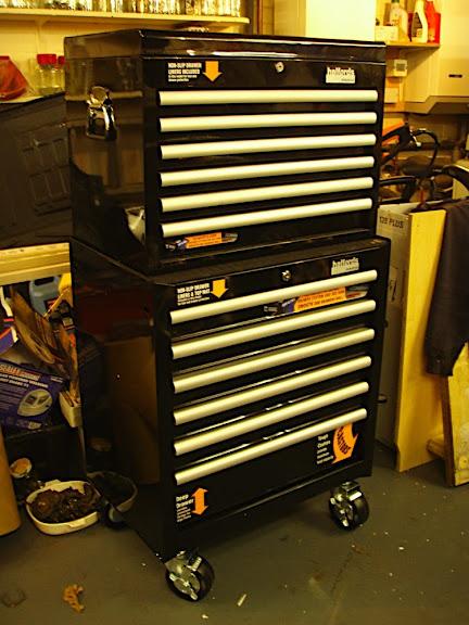 halfords tool chest on rollers. Black Bedroom Furniture Sets. Home Design Ideas