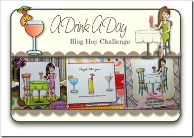 A Drink A Day Blog Hop Challenge