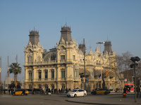 Barcelona Gothic Building