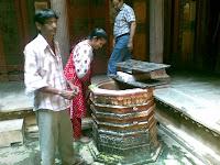 Fresh Rainwater Well