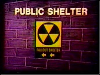 Public Shelter Sign